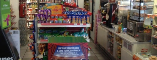 OXXO is one of Colonia Nápoles (Mexico City) Best Spots.