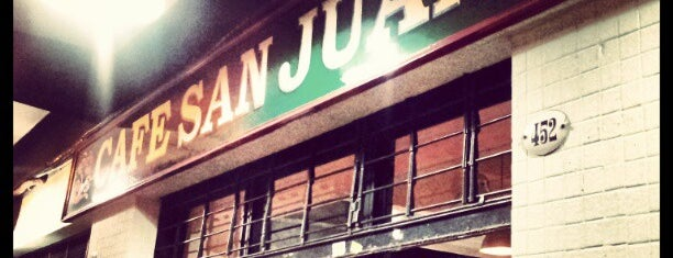 Café San Juan is one of Buenos Aires.