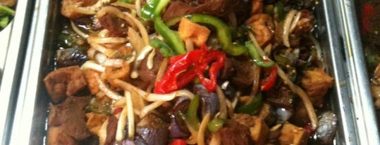 Obao Noodles & BBQ is one of NYC: FiDi Luncher.