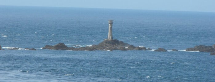 Wolf Rock Lighthouse is one of Lighthouses.
