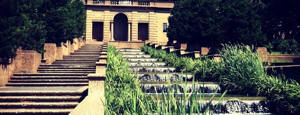 Meridian Hill Park is one of DMV Landmarks.