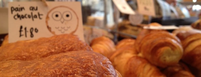 Bread And Bean is one of Specialty Coffee Shops Part 2 (London).