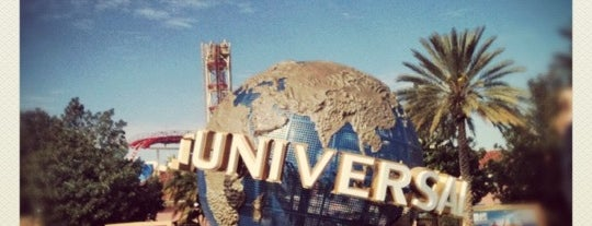 Universal Studios Florida is one of Florida Trip '12.