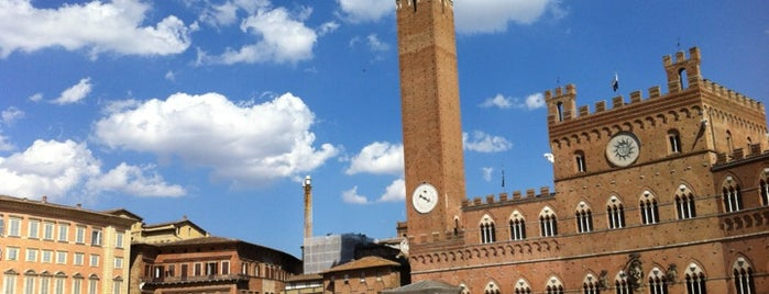 Piazza del Campo is one of Best of Tuscany, Italy.