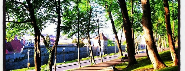 Vârful Tâmpa is one of Best places in Brașov, Romania.