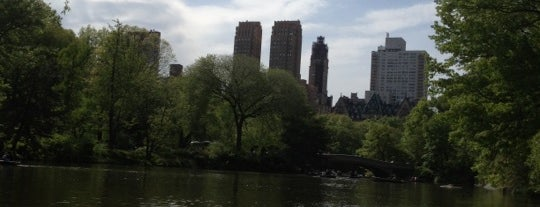 Central Park Boathouse is one of Places to visit NYC 2013.