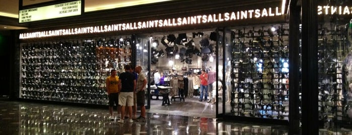 AllSaints Spitalfields is one of Vegas.