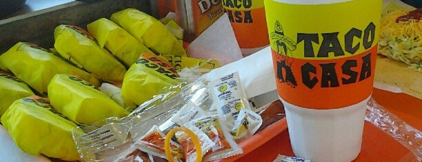 Taco Casa is one of Local.