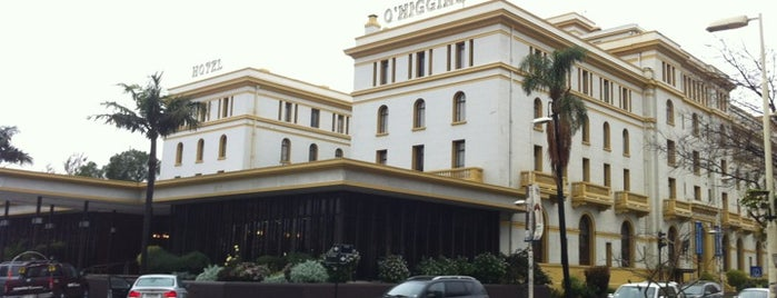 Hotel O'Higgins is one of Love eat!.