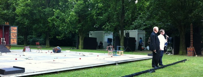 Theater an der Ruhr is one of 4sqRUHR MuelheimAnDerRuhr #4sqCities.