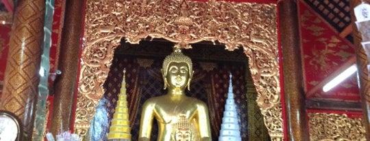 Wat Chai Mongkol is one of Guide to the best spots Chiang Mai|เที่ยวเชียงใหม่.