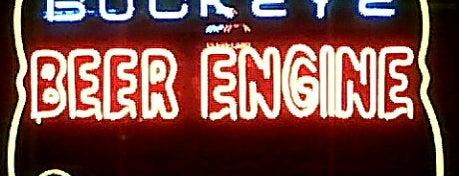 Buckeye Beer Engine is one of Cleveland Beer Week (Venues).