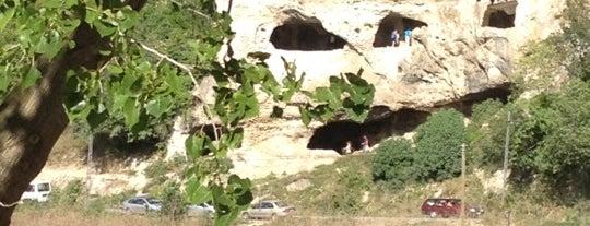 İnceğiz Mağaraları is one of yeni yerler.
