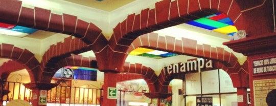 Tenampa is one of Los 57 Mejores Restaurantes del DF.