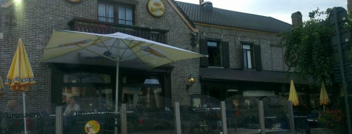 Brasserie Jezus-Eik is one of Les restos de Steph G..