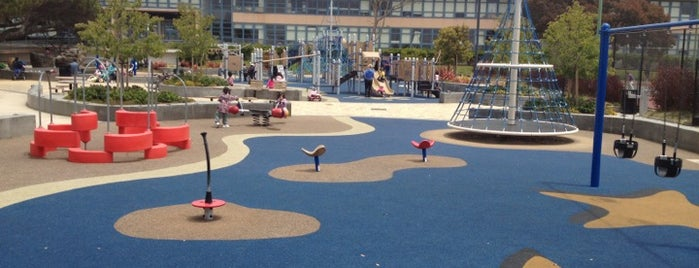 West Sunset Playground is one of SF playgrounds.