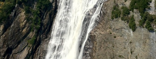 Parc de la Chute-Montmorency is one of Canada Favorites.
