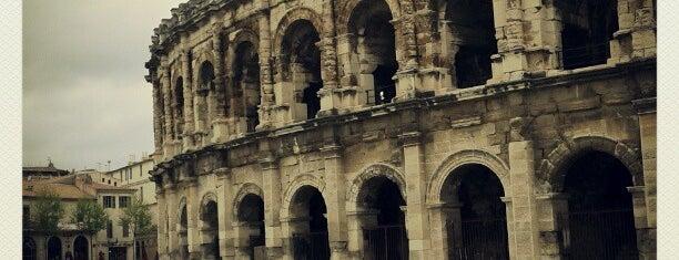 Escapade à Nîmes