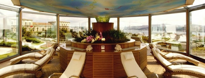 SPA InterContinental Istanbul is one of İSTANBUL #2.