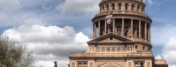 Texas State Capitol is one of SXSW Austin 2012.