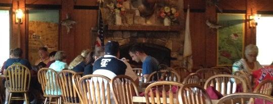 Giant City Lodge & Restaurant is one of Favorite Restaurants.