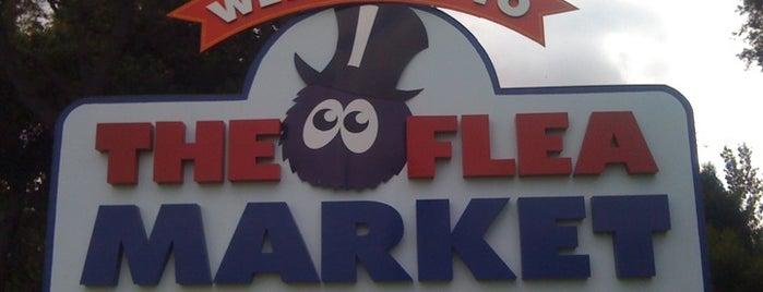 San Jose Flea Market is one of Historian.