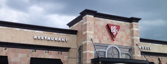 BJ's Restaurant & Brewhouse is one of Gluten-free friendly.