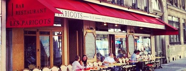 Les Parigots is one of Paris.