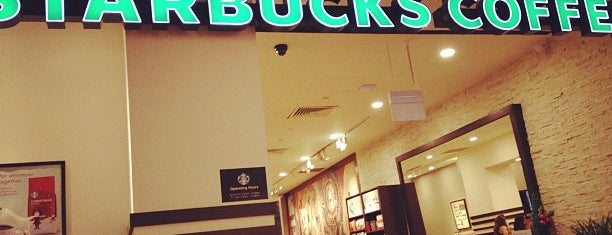 Starbucks is one of SG Eating Places.