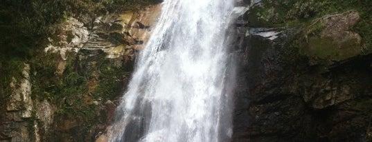 笹の滝 is one of 日本の滝百選.
