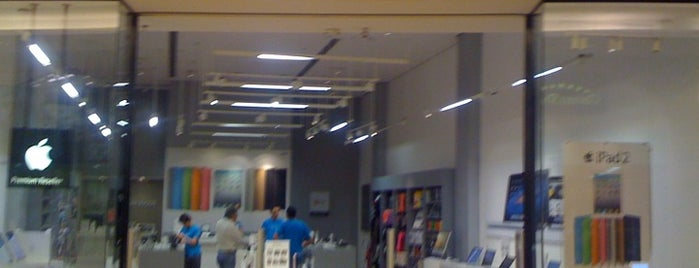 MyStore is one of Shopping Anália Franco.