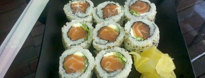 Companhia do Temaki is one of Sushi in Porto Alegre.
