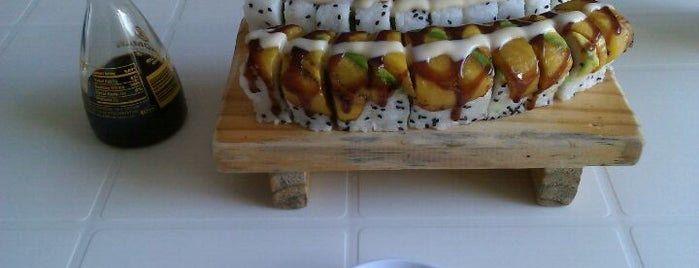 Guadalupe sushi is one of 20 favorite restaurants.