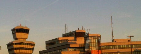 """Flughafen Berlin-Tegel """"Otto Lilienthal"""" (TXL) is one of World Airports."""