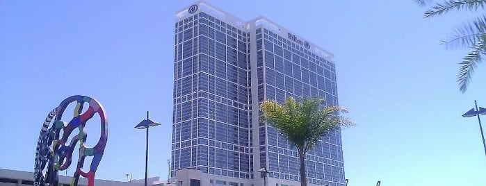 Hilton San Diego Bayfront is one of The 15 Best Places for Comics in San Diego.