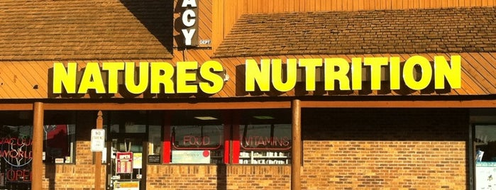 Natures Nutrition is one of SEOUL NEW JERSEY.