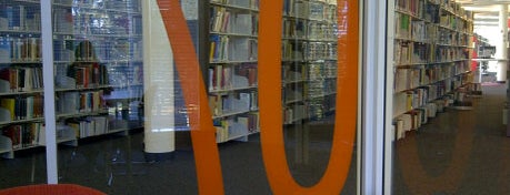 University of Western Sydney Campbelltown Library is one of Often.