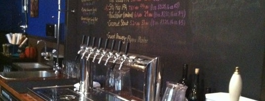 Airways Brewing Company is one of WABL Passport.