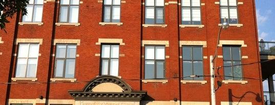 Vinegar Lofts is one of The Best Lofts & Condo Buildings in Toronto.