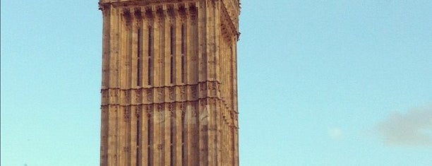 Palace of Westminster is one of Around The World: London.