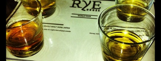 Rye House is one of My Definitive NYC Bar List.