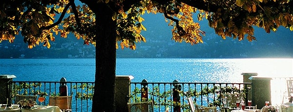 Villa d'Este is one of I Want Somewhere: Hotels & Resorts.