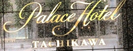 Palace Hotel Tachikawa is one of 読売巨人軍.