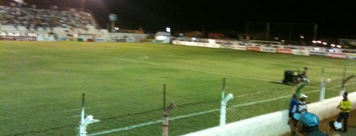 Estádio Municipal Juca Sampaio is one of prefeitura.