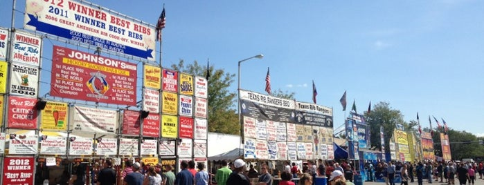 Capital City Ribfest is one of Family Fun Places - Lincoln, NE.