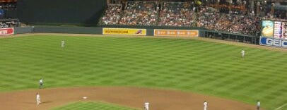 Oriole Park at Camden Yards is one of Ballparks Across Baseball.