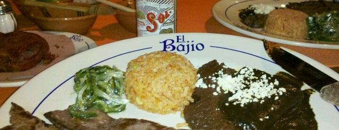 El Bajío is one of Los 57 Mejores Restaurantes del DF.