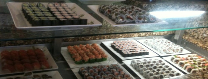 Ramogida Sushibar is one of Sushi Floripa.
