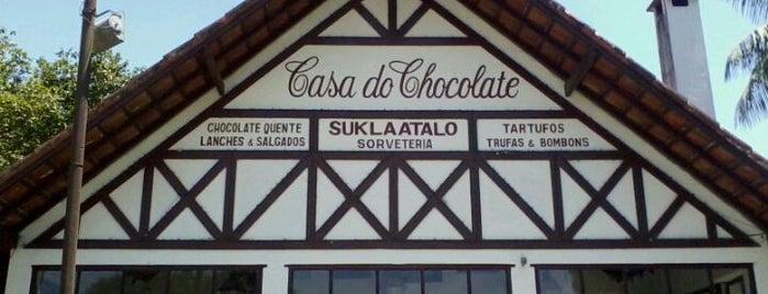 Fábrica de Chocolate is one of Penedo 2014.