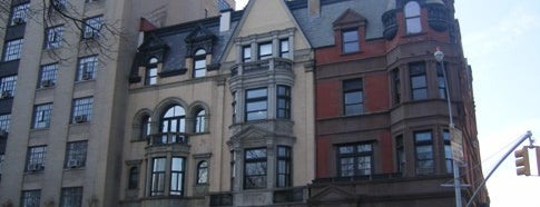 247-249 Central Park West is one of Architecture - Great architectural experiences NYC.